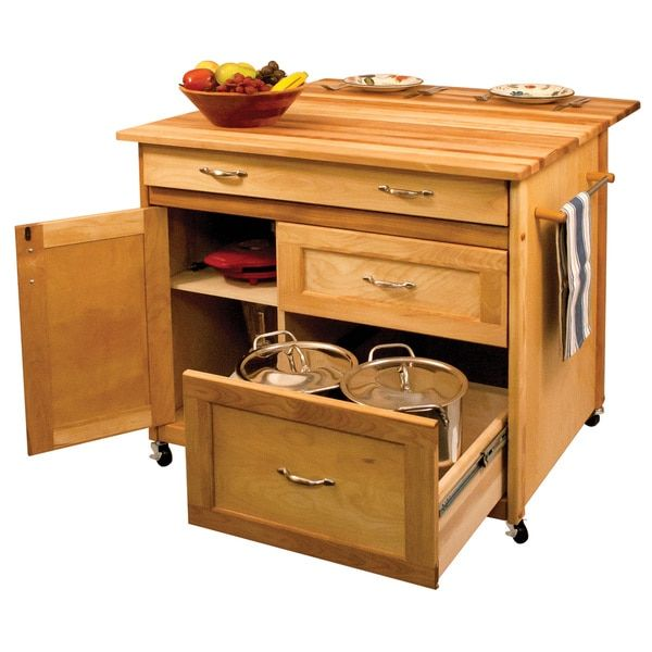 Portable Kitchen Island Style: Best 25+ Mobile Kitchen Island Ideas On Pinterest