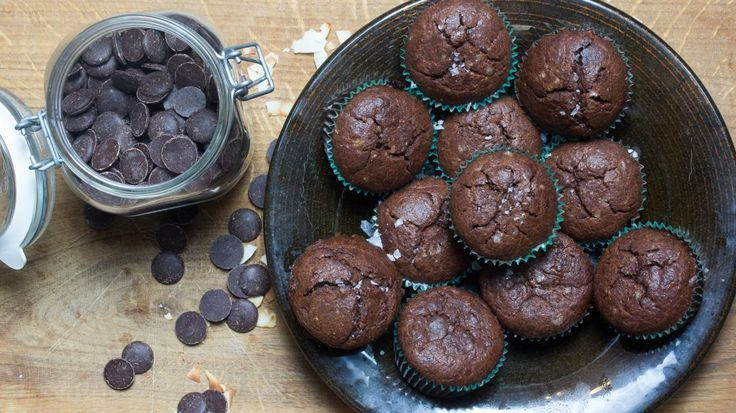 Havermout-chocolademuffins | VTM Koken