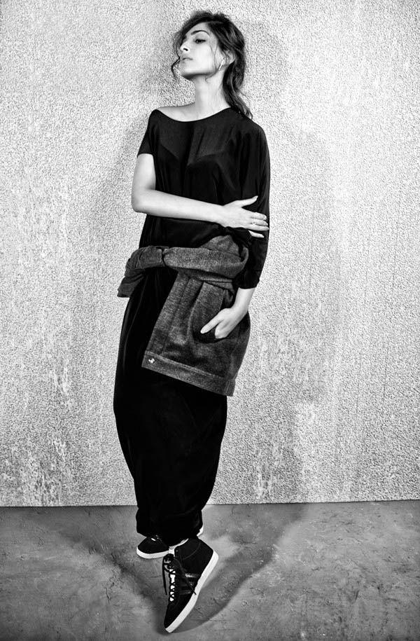 Sonam Kapoor ELLE Magazine photoshoot. #Bollywood #Fashion #Style #Beauty