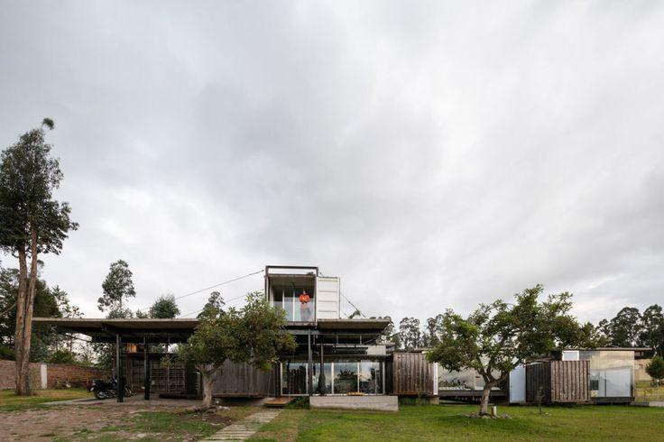#дома #архитектура #ландшафт          #В, #Дом, #Частный, #Эквадоре http://adcitymag.ru/chastnyj-dom-v-ekvadore/