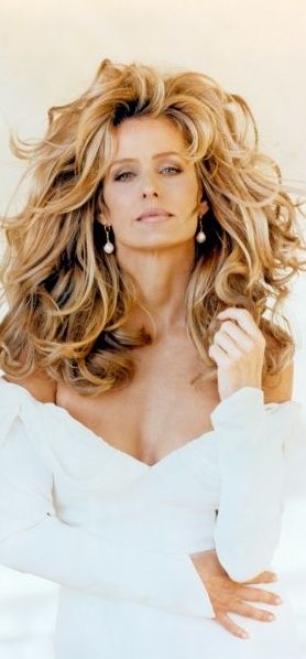 Farrah was so gorgeous, and from right here in Houston.  I miss Farrah.  And her big, beautiful Texas hair.