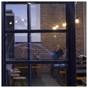 Chalkboard Café, Maboneng Precinct, Johannesburg. Pizza & Craft Beer. Images by Louél Staude