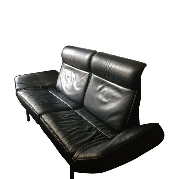 DS-450 De Sede Leather Sofa