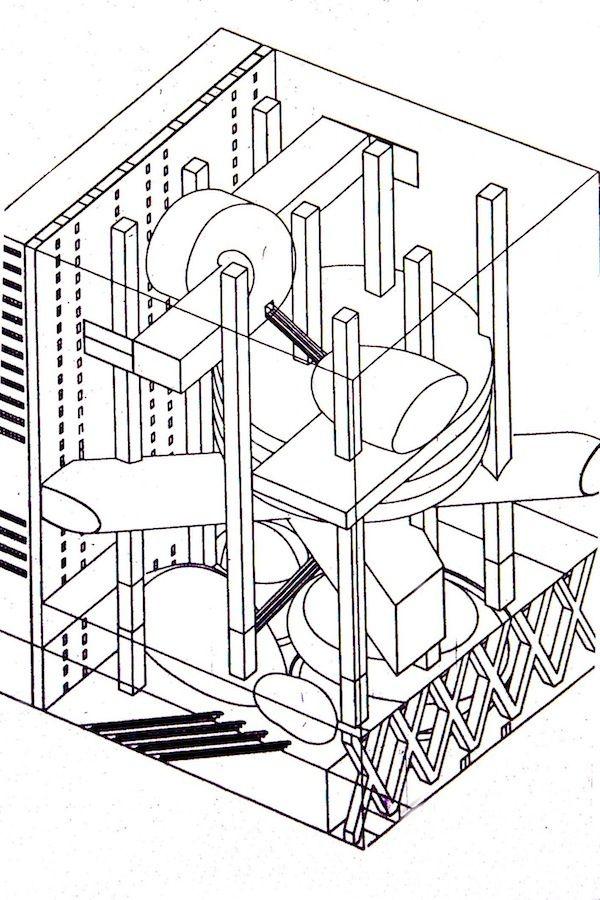 1989 TGB Plaster model - vincentderijk.nl