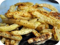 Kohlrabi Fries- something to do with kohlrabi from CSA