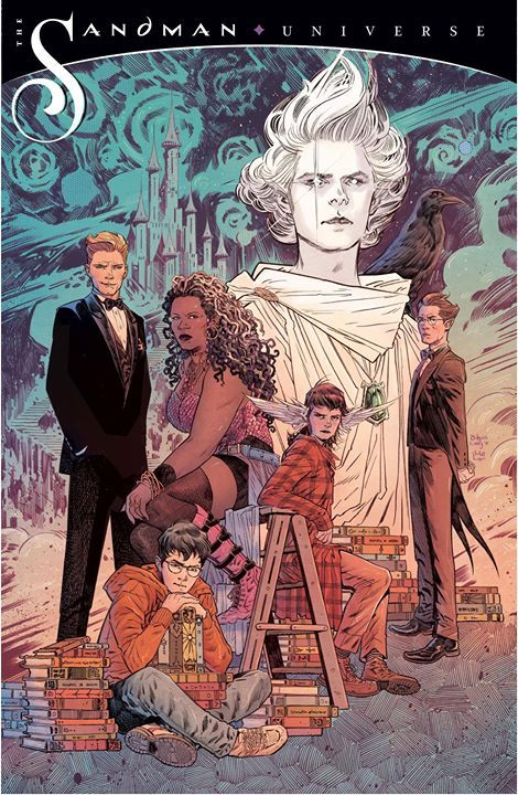 Is this real life, or are we still dreaming? Vertigo Comics is THRILLED to introduce the SANDMAN UNIVERSE, a new line of comics overseen by Neil Gaiman, featuring four unique writers continuing the rich history of the Dreaming world. Learn more about these exciting titles at Entertainment Weekly. Link in comments. #superman #captainamericacivilwar #justiceleague #avengers #infinitywar #batman #ironman #spiderman #thor #thanos #theflash #wonderwoman #antman #guardiansofthegalaxy…
