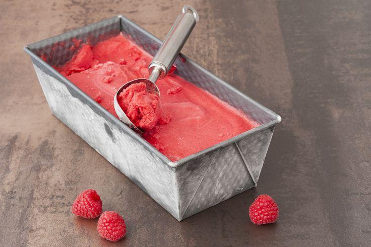 Glace framboise sans sorbetière : une recette de dessert facile
