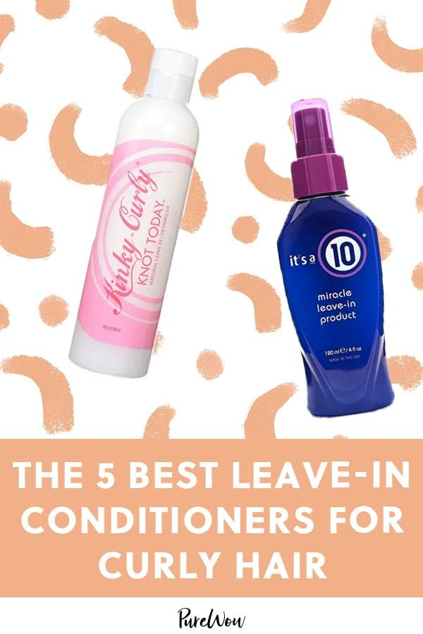 The 5 Best Curl Defining Frizz Fighting Leave In Conditioners On