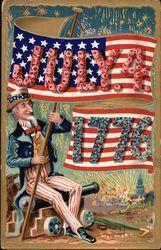 july 4 1776 flag