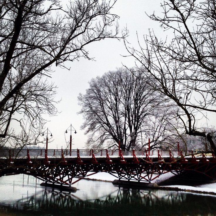 Isar bridge