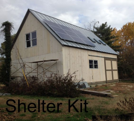 1000 images about shelter kit homes on pinterest for Earth sheltered home kits