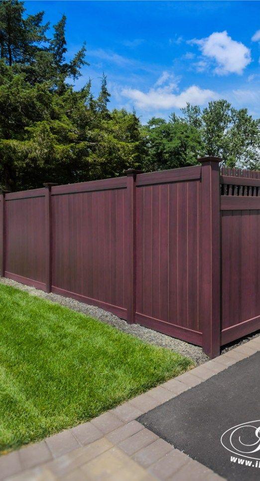 vinyl fencing ideas on pinterest white vinyl fence backyard fences