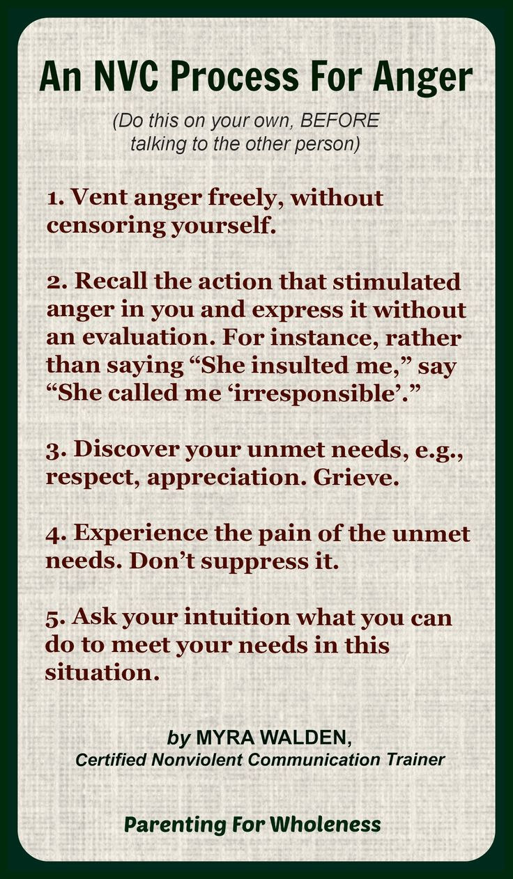 best ideas about nonviolent communication here s a wonderful series of steps you can take when you re angry before