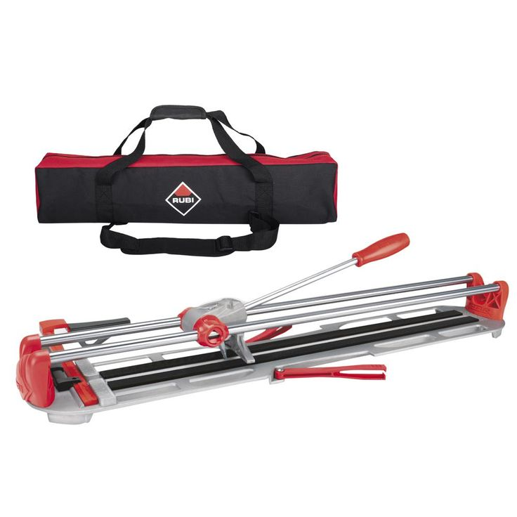 Rubi 20 In Star Max Tile Cutter 13937 Tile Cutter Flooring Tools Bags