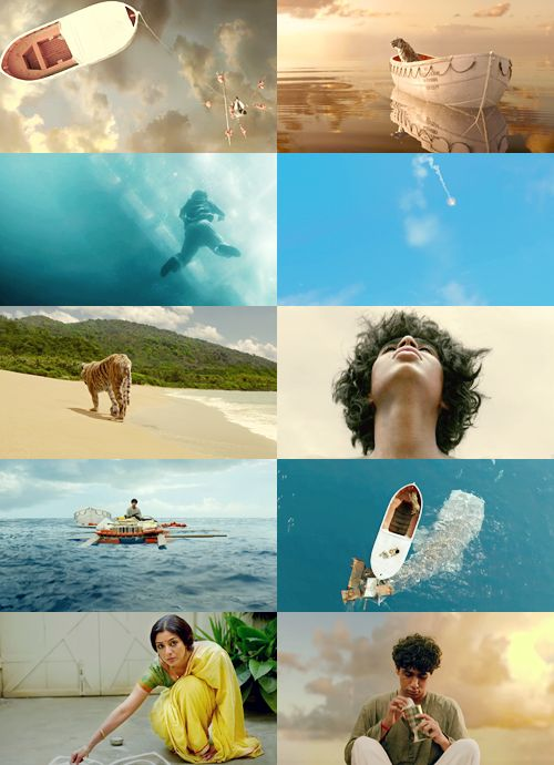 Life Of Pi - the composition / photography direction inn this film is some of the absolute best.  Wonderful film.
