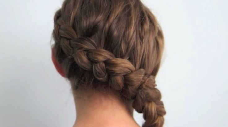 VIDEO: How To Do The Katniss Braid with The Hunger Games Hairstylist
