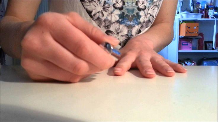 Hur man gör gellack naglar