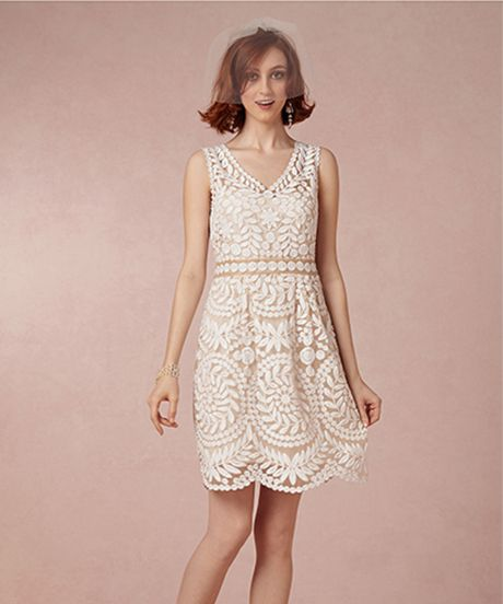 Budget Bride? 13 Gorgeous Wedding Dresses Under $500 #refinery29  http://www.refinery29.com/cheap-wedding-dresses