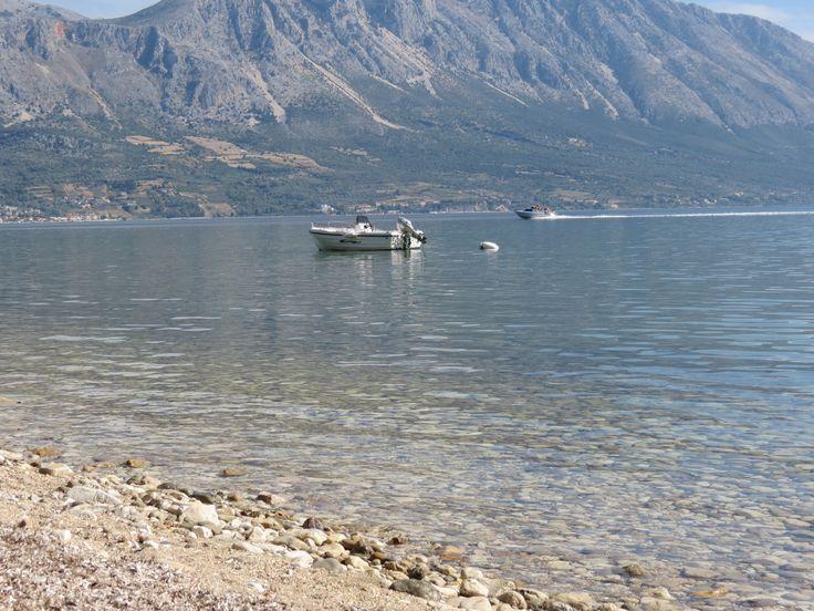 Greece - Mountains & Sea, Pogonia, Ionian Sea