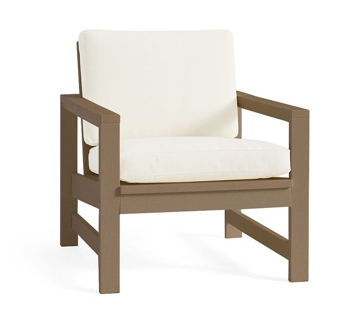 Indio By Polywood Lounge Chair Vintage Sahara Outdoor