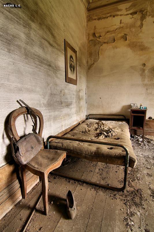 Territorio Abandonado: Mansion G.M.