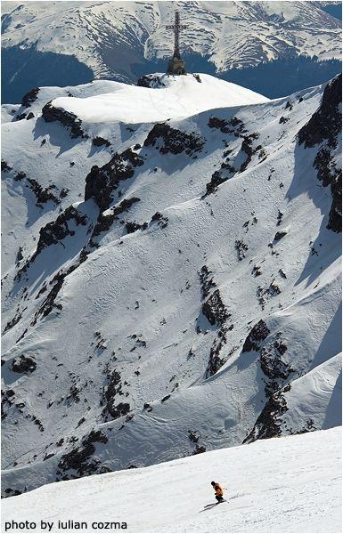 Bucegi Mountains - Caraiman