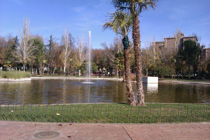 Parque de los patos en torrej n de ardoz madrid - Fontaneros en madrid ...