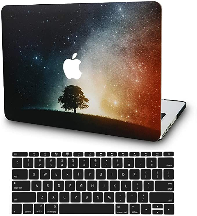 "Laptop Hardshell Case Keyboard Cover Macbook Air 11/"" 13/"" Pro 15 Retina 2015-2019"