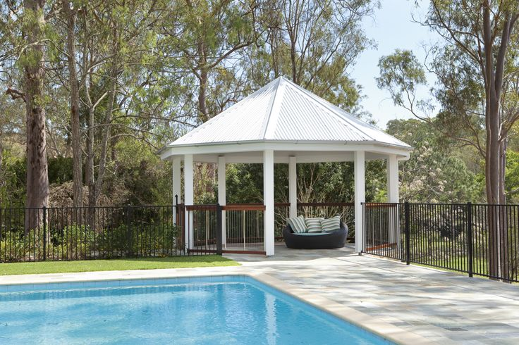 Pool Pavillion Gazebo
