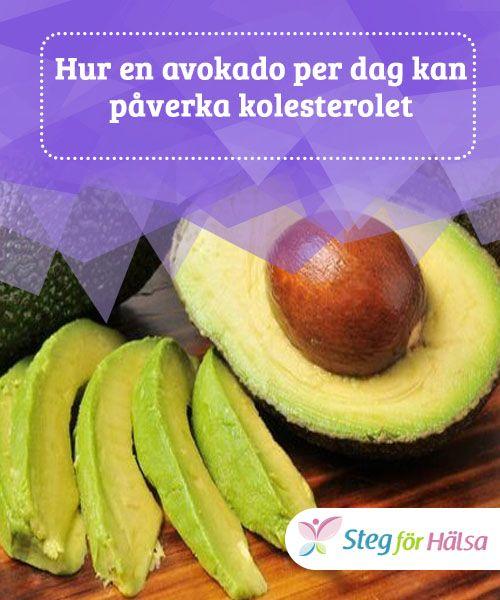 Hur en avokado per dag kan påverka kolesterolet  #Enligt en studie utförd vid Pennsylvania #University kan de omättade fetterna i avokado #hjälpa till att reglera det dåliga #kolesterolet och motverka blockeringar i artärerna.
