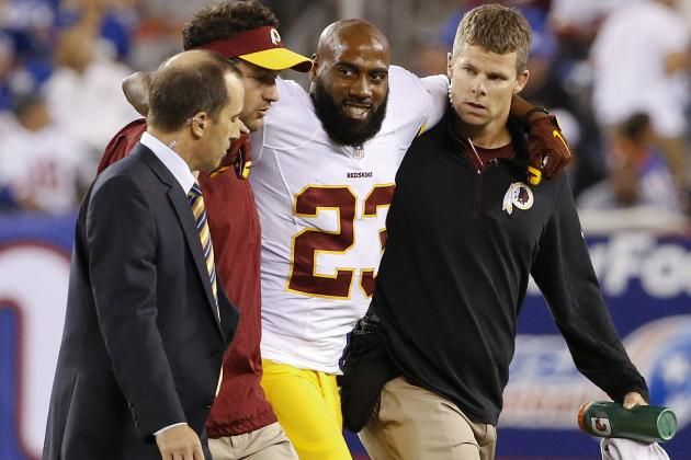 DeAngelo Hall sends strong message to Redskins fans, doubters