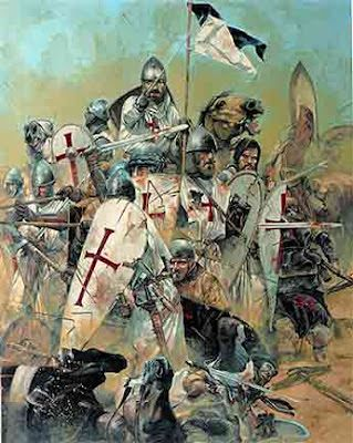 Retro Brit: How Balian of Ibelin Commanded During the Fall of ...