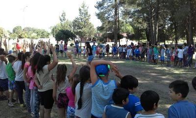 Los Centros de Actividades Infantiles concluyeron su actividad en Victorica