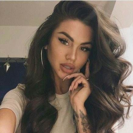 Best hairstyles long straight brunettes ideas