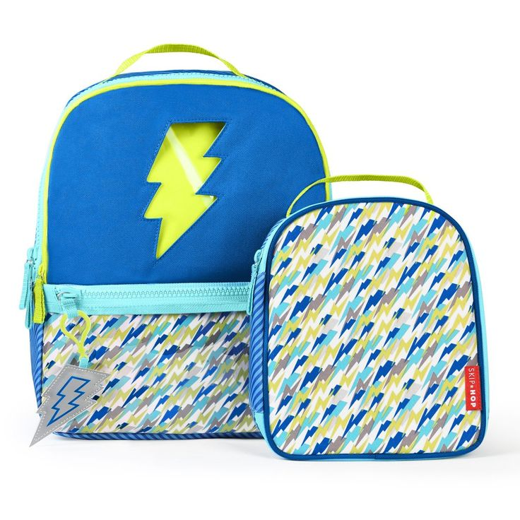 Skip Hop Backpack Set - Lightening