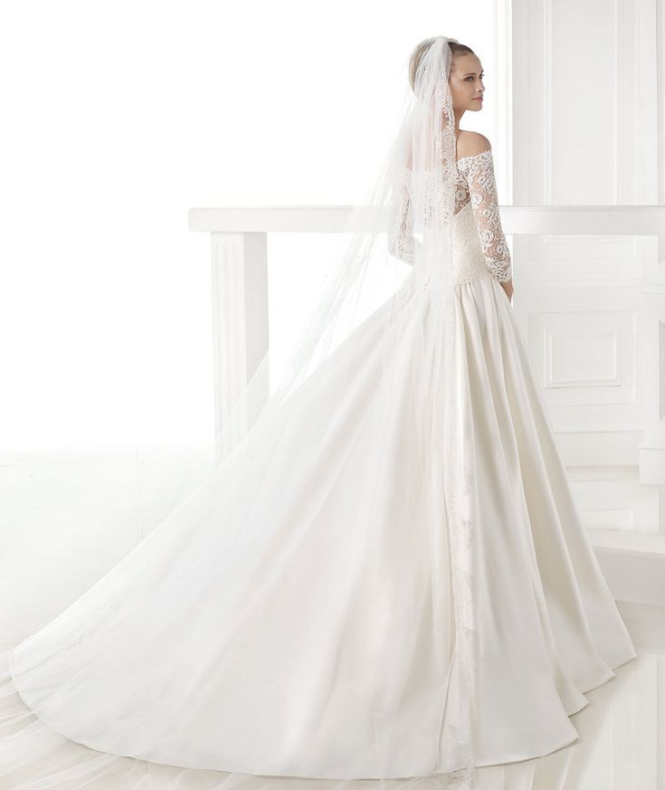 Pronovias Wedding Dress Ideas, Lisa Sammons Events