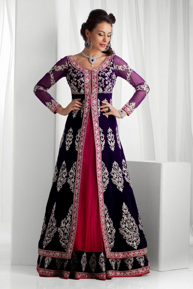 Top Bridal-Wedding Lehenga for Brides Latest Fashionable Collection 2014