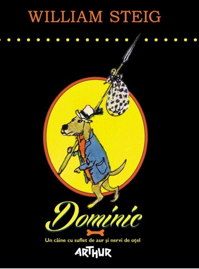 Dominic. Un câine cu suflet de aur și nervi de oțel