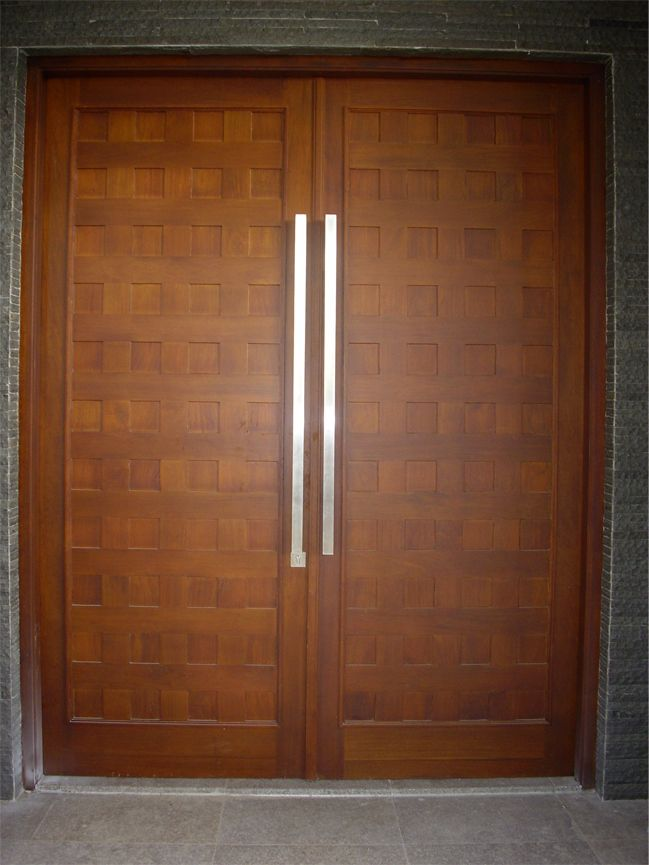 29 best images about doors on pinterest sliding doors for Entry double door designs
