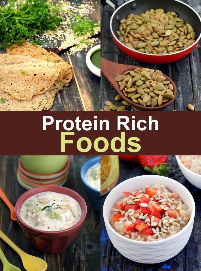 Veg Protein Recipes, Protein Rich Recipes, Protein Rich Diet | Page 1 of 23