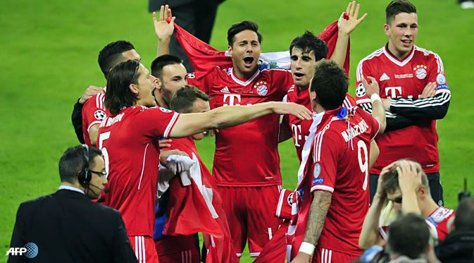 Prediksi Skor Bola Bayern Munchen vs Wolfsburg 23 Agustus 2014