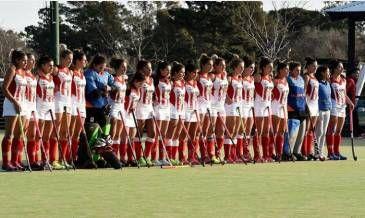Una vez más, Monte Hermoso entre los mejores equipos de hockey femenino del país