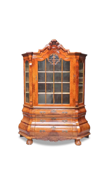 Kabinet Pajangan Belanda | European Antiques Asia