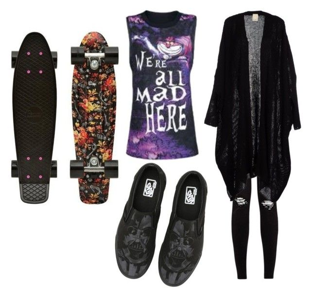 """""""We're all mad here"""" by eline-storli on Polyvore"""