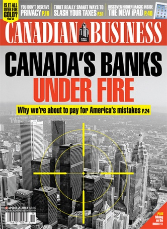 Canadian Business Magazine is a must read for any entrepreneur.