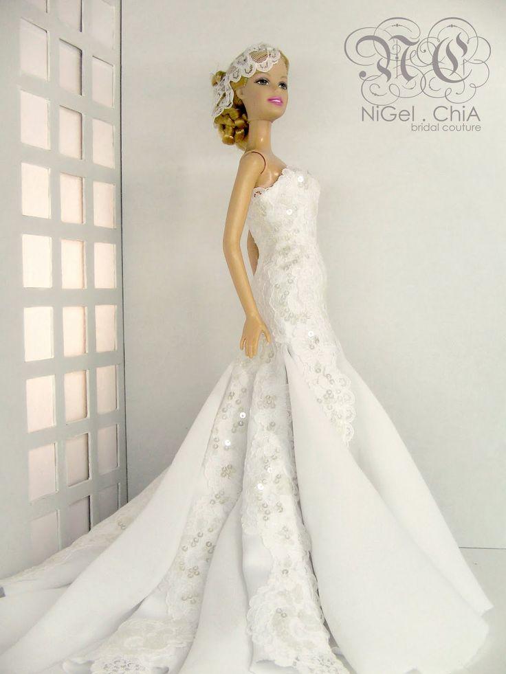1056 Best Barbie Noivas Images On Pinterest Barbie