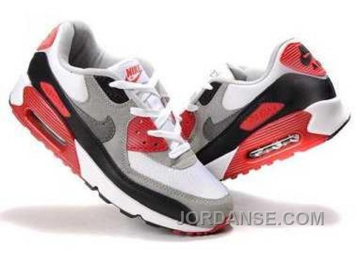 Buy Air Max 90 Mens Shoes Cheap On Sale White Black Gray Red New Style from  Reliable Air Max 90 Mens Shoes Cheap On Sale White Black Gray Red New Style  ...