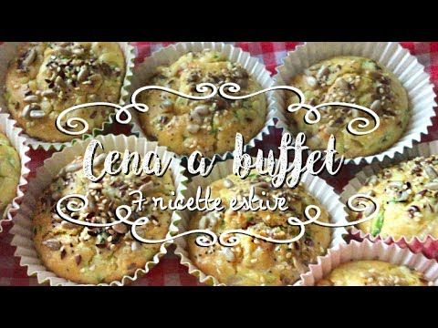 7 ricette semploci x cena buffet