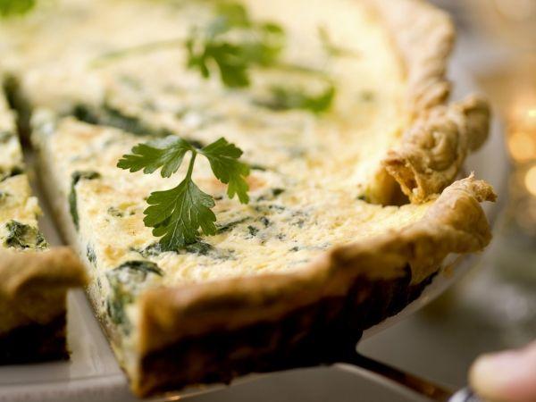 Recept voor een heerlijke vegetarische quiche - Libelle Lekker!