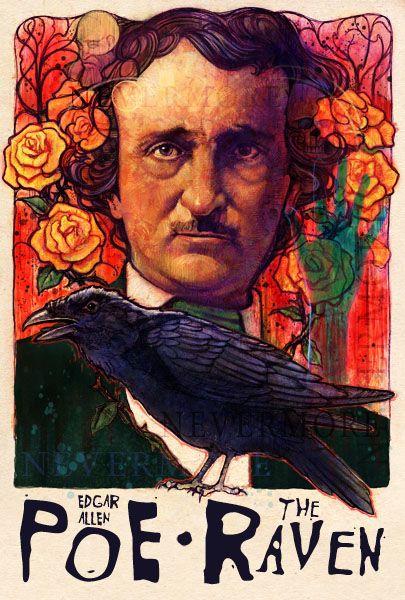 Edgar Allan Poe-The Raven